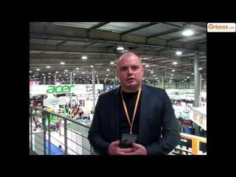 Arbooz на выставке Consumer Electronics Expo 2013