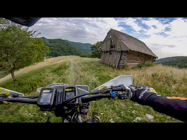 Le prologue de barjo de Graham Jarvis | Red Bull Romaniacs 2021