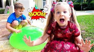 Diana y Roma - cuentos divertidos para niños