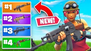 Why THIS is the BEST RIFLE In Fortnite!