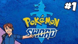 Pokemon Sword NUZLOCKE (Blind) #1 │ ProJared Plays!
