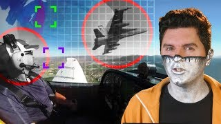 Quick D: A Fighter Jet Says Hi