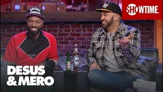 Peace With DJ Envy? | DESUS & MERO | SHOWTIME