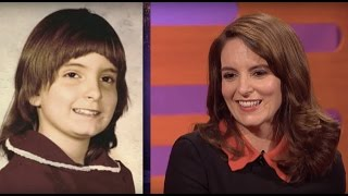 Tina Fey and Her $2 Haircuts - The Graham Norton Show