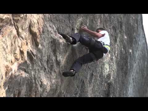 Life Beyond Walls - Climbing in Siurana Spain