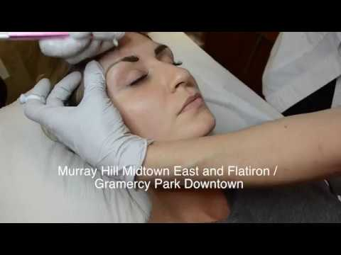 Eyebrow Microblading in Manhattan NY