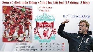 Liverpool và hành trình vô địch mùa Đông 2018