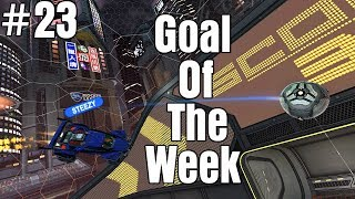 Goal Of The Week #23