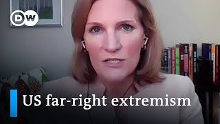 'There is a broader far-right coalition openly advocating for civil war' - Cynthia Miller-Idriss