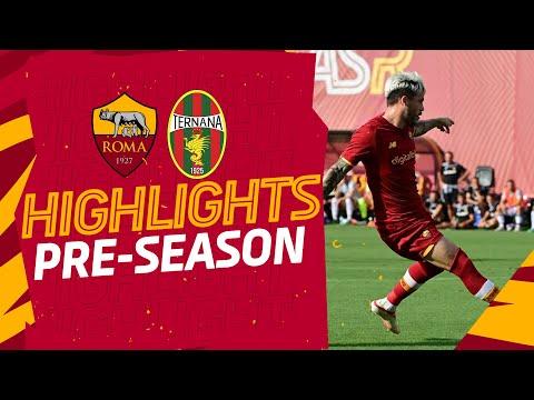 VIDEO - Roma-Ternana 2-0, gli highlights dell'amichevole