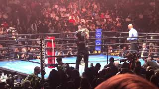 Wilder Knocks Out Breazeale In 1st Round (Instagram @Mr.VeLz )