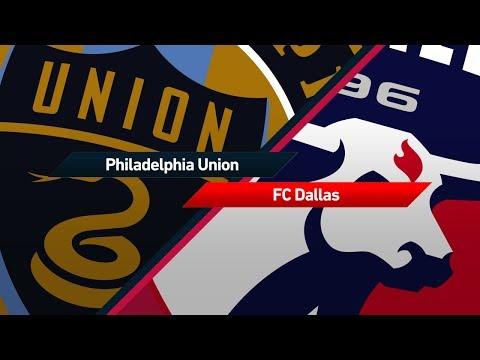 Philadelphia Union vs Dallas