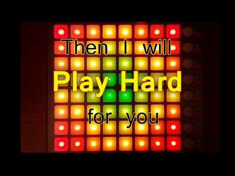 Baixar DimikYoo plays: Krewella - Play Hard (Launchpad Instrumental Cover)