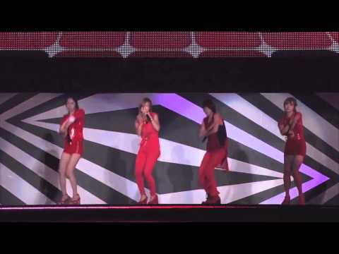 f(x)  Hot Summer(Japanese) Live