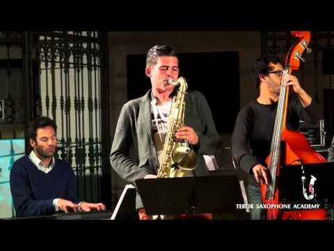 Profesores Aula de Jazz (2), Teror Saxophone Academy 2013
