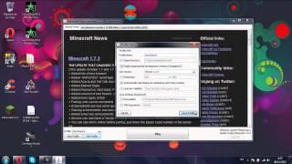 Descargar Minecraft 1.7.2 Pirata Actualizable - Sin Errores De Sonido - Free Download