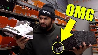 INSIDE THE BIGGEST NIKE OUTLET IN LA (THE TRUTH)