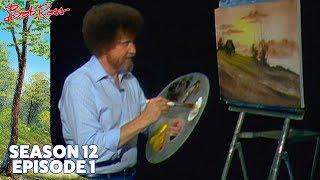 Bob Ross - Golden Knoll (Season 12 Episode 1)