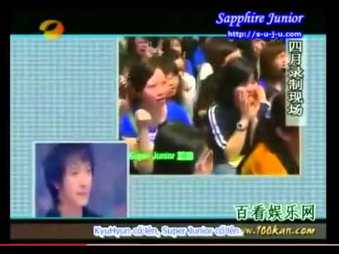 Siwon and Hangeng during Kyuhyun's coma in 2007
