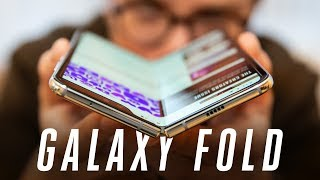 Samsung Galaxy Fold hands-on: more than a concept