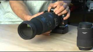 How to use zoom and telephoto lenses on your digital SLR