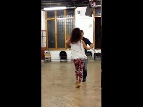 Salsa lessons London