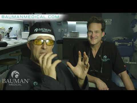 "Dr. Alan J. Bauman Reveals Bulletproof Founder Dave Asprey's ""Upgraded Hair"" After His Bulletproof Radio Podcast on Biohacking Baldness"