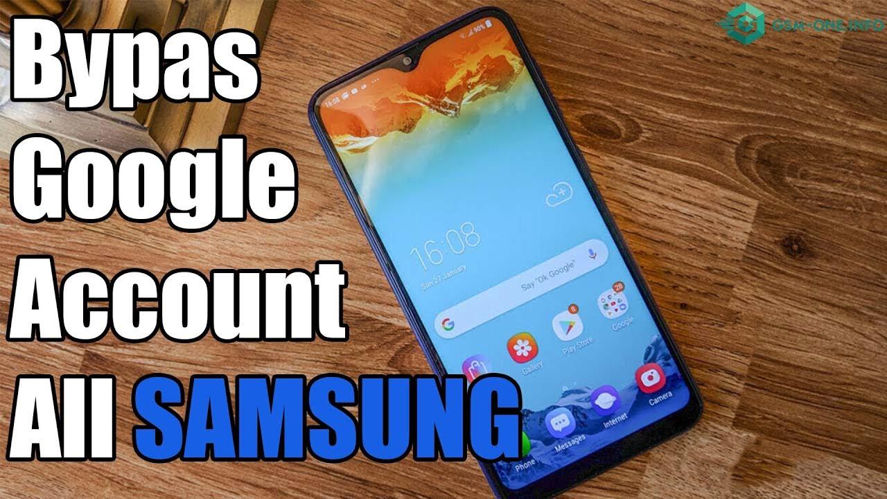 Tube Reader | 2019 | Bypass Google Account SAMSUNG Galaxy A50