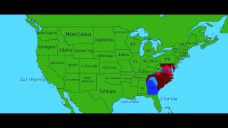 Alternate Future Of The USA Episode 1. A New World