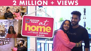 At Home with Bigg Boss fame Suja & Shiva | My Kitchen is always Clean| JFW