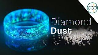 Making The Diamond Dust Ring