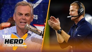 Cowboys have no offensive identity, Rodgers deserves some blame for loss to 49ers | NFL | THE HERD