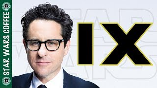JJ Abrams Has Pitched Episode IX to Disney!