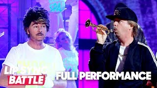 "David Spade Slays ""Wake Me Up Before You Go-Go"" & ""White Lines"" 