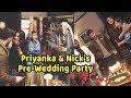 Priyanka & Nick Pre-Wedding Party Bash Celebration with Family & Friends
