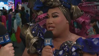 DragCon 2019: Patrick Starrr Weighs In on James Charles and Tati Westbrook Drama