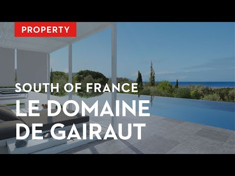 Le Domaine de Gairaut, between hills and sea