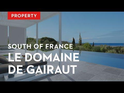 Le Domaine de Gairaut, between hills and sea