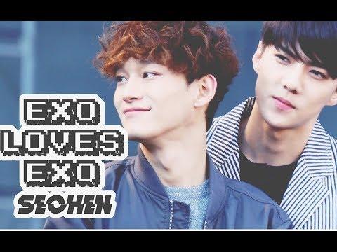EXO LOVES EXO: SeChen