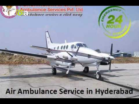 Get Air Ambulance Service in Vellore with Doctor Facility