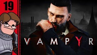 Let's Play Vampyr Part 19 - Vicar Joseph Larrabee