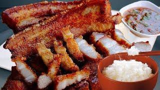 ✅ Làm Thịt Chiên Nước Mắm Kiểu Thái Lạ Miệng Đưa Cơm | Hồn Việt Food