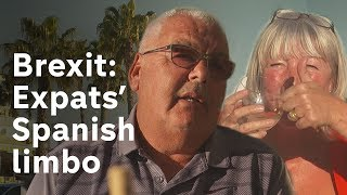 The British expats in Spain facing an uncertain future under no-deal Brexit