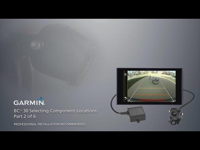 BC™ 30 Wireless Camera Tutorial Videos | Garmin | United States