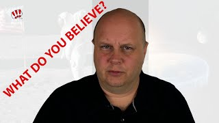 Crazy Conspiracy Theories or not? - Random Thoughts