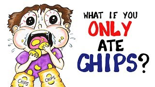 What If You Only Ate Chips?