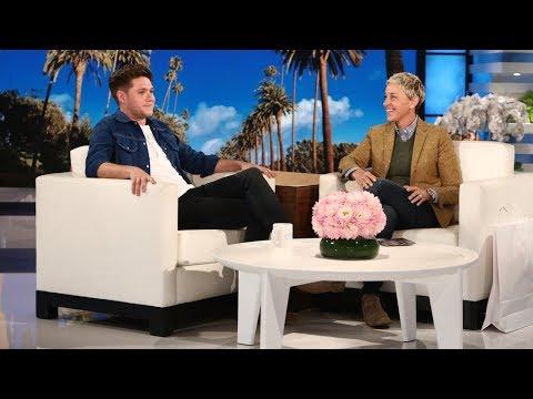 Ellen Gets Details on Niall Horan's Dating Life