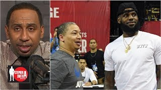 Lakers believe Ty Lue 'warrants strong consideration' for coaching job | Stephen A. Smith Show