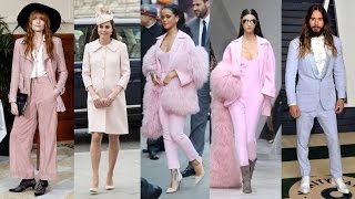 How to Wear the Pastel Trend | Celeb Style