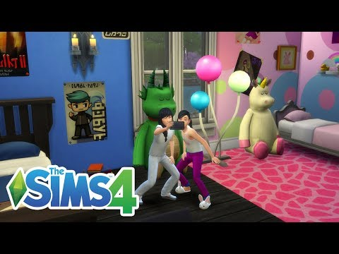 Tomboy Vs Girly Girl The Sims 4 Ep 49 Amy Lee33 Xem